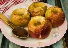 Эффективность печеных яблок для похудения