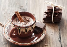 Горячий шоколад — согревающий душу напиток