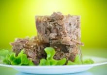 Польза и вред холодца – русского блюда с французскими корнями