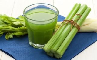Полезные свойства и противопоказания сока из сельдерея