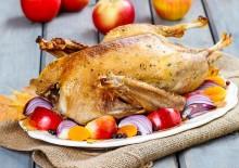 Мясо гуся — польза и вред фермерского продукта