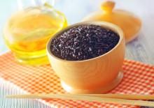 Королевские полезные свойства черного риса