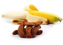 Разновидности сушёных бананов: польза и вред, рецепты приготовления