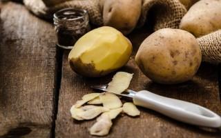 Польза и вред картофельной кожуры: лечебная сила очисток