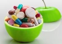 Витамины и минералы при менструальных кровотечениях