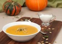 Польза и вред тыквенного супа