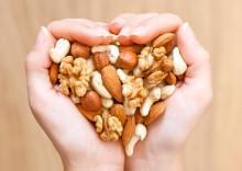 Какие орехи можно есть при похудении?