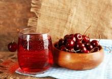 Вишнёвый сок польза и вред напитка, богатого антоцианами