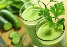Польза огуречного сока и лечебные рецепты
