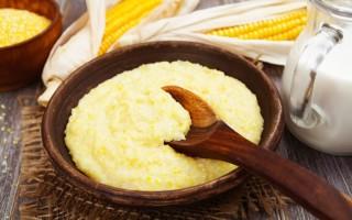 Полезные свойства кукурузной каши