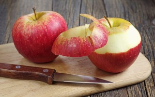 Польза и вред яблочной кожуры