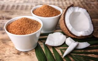 Кокосовый сахар — польза и вред новинки среди натуральных подсластителей