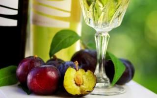Польза и вред сливового вина родом из Японии