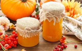 Тыквенный мёд – лечебные свойства, противопоказания и советы