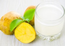 Картофельный сок: польза и вред, 25 рецептов здоровья