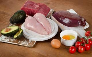 Никотиновая кислота в продуктах