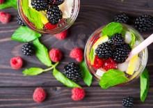 10 продуктов с высоким содержанием эллаговой кислоты
