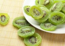 Сушеные киви – польза и вред обезвоженного фрукта