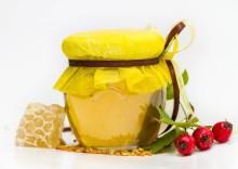 Полезные свойства боярышникового мёда и противопоказания