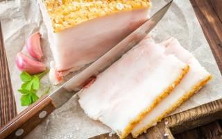 Польза и вред свиного сала для организма: мифы и научные факты