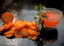 Чудной морковный чай — польза и вред напитка из корнеплода и ботвы