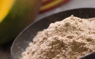 Амчур – полезные свойства порошка манго