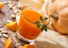 Тыквенный сок для похудения и очищения организма