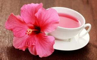 Как чай каркаде понижает давление: правила приема