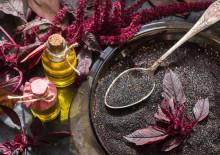 Полезные свойства амарантового масла и противопоказания: сквален в действии