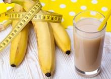 Бананы для похудения