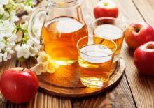 Польза и вред натурального яблочного сока — эликсира здоровья