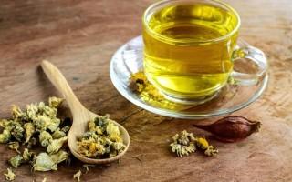Полезные свойства чая из цветков хризантемы — Цзюй Хуа