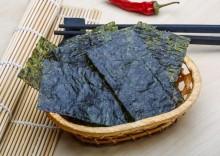Нори – полезные свойства красных морских водорослей