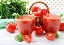 Томатный сок – польза напитка
