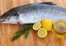 Полезные и вредные свойства лосося