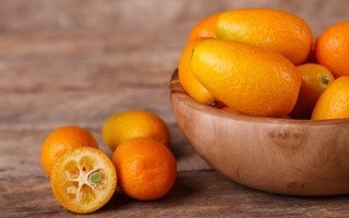 Кумкват – полезные свойства кинкана или айвы фортунеллы