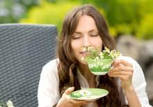 Травяные чаи от заложенности носа