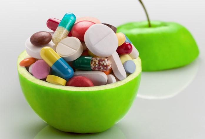 витамины и минералы от кровотечений