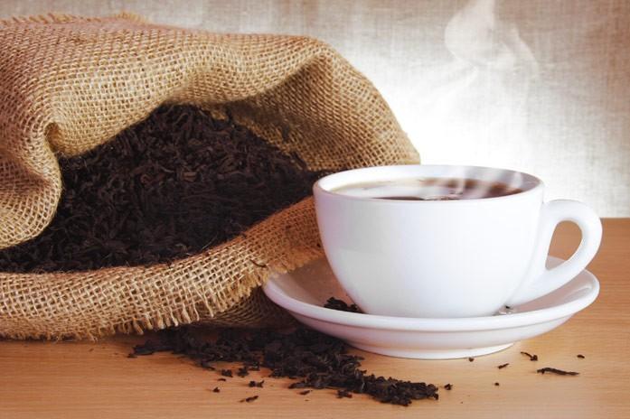 терпкий чай ассам