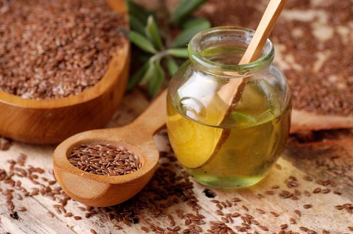 льняное маслице