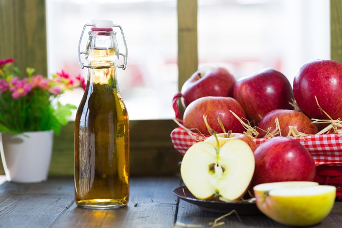 яблочки и яблочный уксус