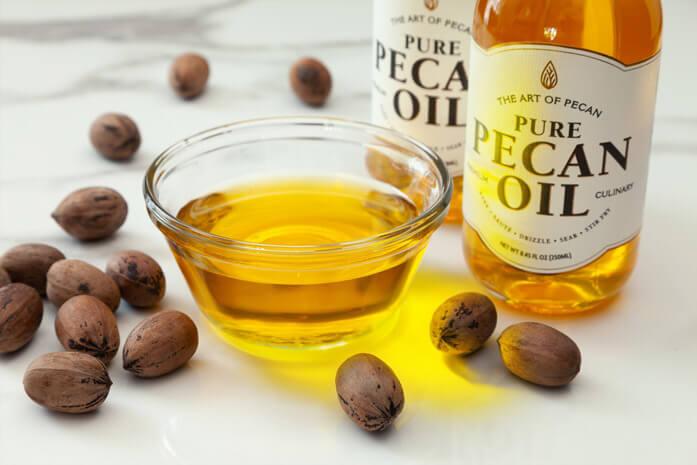 масло из ядер пекана пищевое