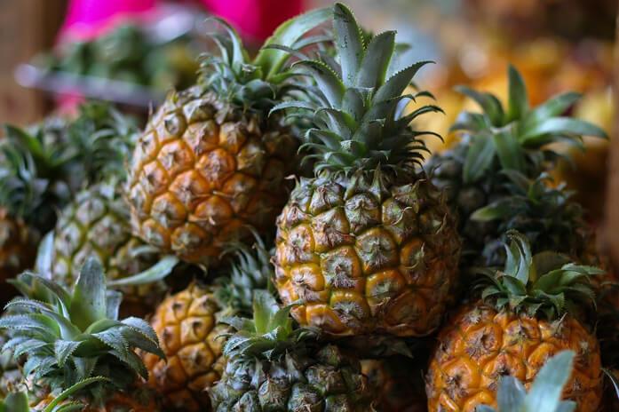 мини ананасы
