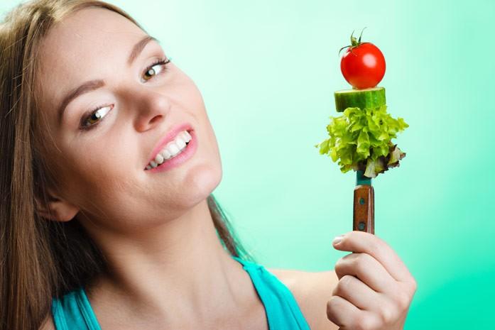 овощи на диете