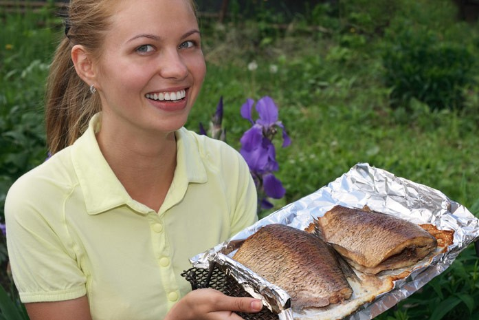 Можно ли беременным есть соленую рыбу