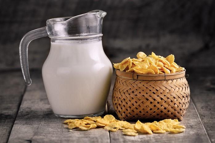 Кукурузные хлопья состав калорийность польза и вред