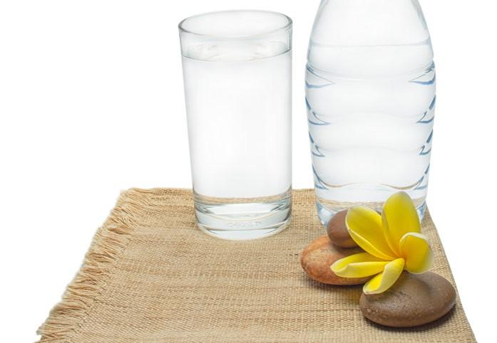 кремниевая вода в бутылке