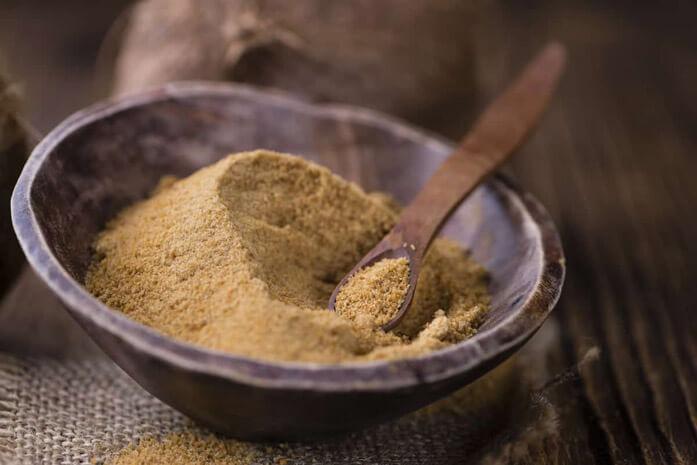 мелкодисперсный кокосовый сахар