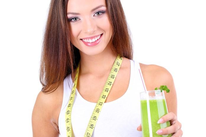 Успешное похудение на соке сельдерея