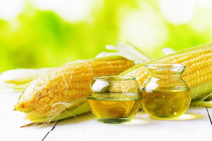 Лёгкое кукурузное масло подходит для похудения.